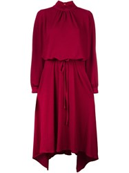 Golden Goose Deluxe Brand 'Gabi' Dress Red