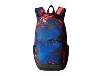 Hurley Renegade Printed Backpack Bright Crimson Game Royal Black Backpack Bags Blue
