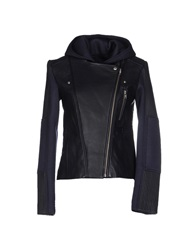 American Retro Jackets Dark Blue