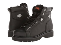 Harley Davidson Barton Black Men's Lace Up Boots