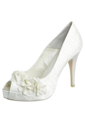 Menbur Rea Bridal Shoes Ivory Off White