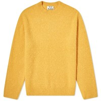 Acne Studios Nosti Alpaca Knit Orange