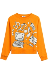 Moschino Cheap And Chic Printed Sweatshirt
