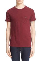 Todd Snyder Men's 'Classic' Pocket T Shirt