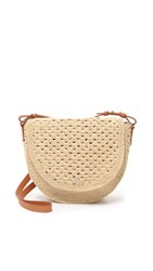 Helen Kaminski Destinee Cross Body Bag Natural