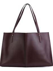 Maiyet 'Sia East West Shopper' Tote Bag Red