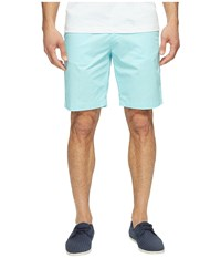 Calvin Klein 10.5 Twill Walking Shorts Aqua Air Men's Shorts Blue