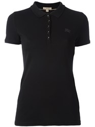 Burberry Classic Polo Shirt Black