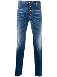 Dsquared2 Button Up Jeans 60