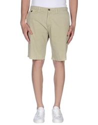 Franklin And Marshall Bermudas Beige