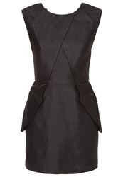 Finders Keepers Stop And Start Cocktail Dress Party Dress Black