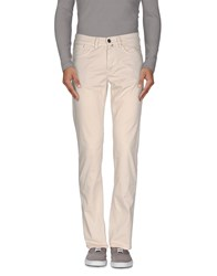 Jaggy Trousers Casual Trousers Men Light Grey
