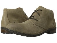 Born Twain Marmotta Light Taupe Suede Men's Lace Up Boots