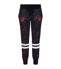 True Religion Ditsy Floral Print Sweatpants Female Multi