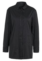 Strenesse Tammy Shirt Black Grey Melange
