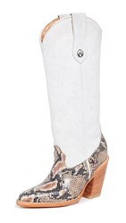 Brother Vellies Atlas Boots Ceremony Python