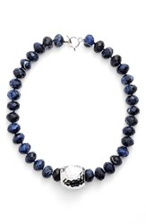 Women's Simon Sebbag Faceted Semiprecious Stone Necklace