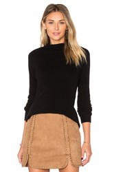 Inhabit Riviera Roll Neck Sweater Black