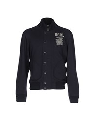 Denim And Supply Ralph Lauren Sweatshirts Dark Blue