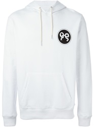 Soulland 'Eclipse' Hoodie White