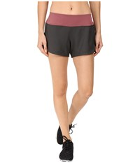 The North Face Ma X Shorts Tnf Dark Grey Heather Renaissance Rose Women's Shorts Black