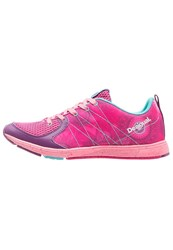 Desigual X Lite 2.0 Trainers Rose Red Pink