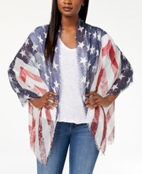 Collection Xiix Stars And Stripes Wonder Wrap Red White Blue
