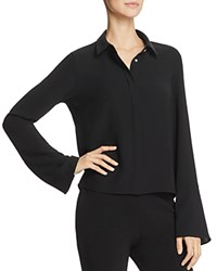 Dylan Gray Bell Sleeve Shirt 100 Exclusive Black