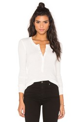 David Lerner Maddison Henley Top White
