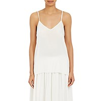 Atm Anthony Thomas Melillo Women's Velvet Cami White Nude White Nude