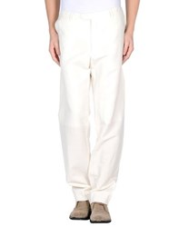 Lardini Trousers Casual Trousers Men Ivory