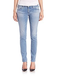 Ag Jeans Stilt Cigarette Light Blue