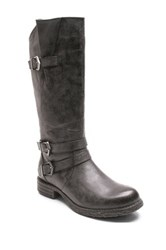 Two Lips Too Floppy Boot Black