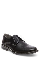Steve Madden Men's Olivyr Textured Derby Black