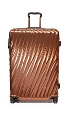 Tumi Extended Trip Packing Case Copper