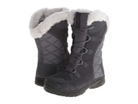 Columbia Ice Maiden Ii Shale Dark Raspberry Women's Boots Gray