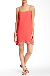 Voom By Joy Han Marley Slip Dress Pink