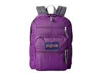 Jansport Big Student Vivid Purple Backpack Bags