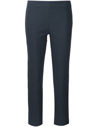 Vince Cropped Trousers Grey