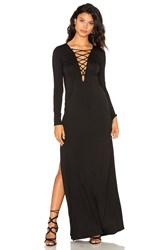 Rachel Pally Long Sleeve Jolene Dress Black