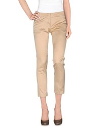 Red Valentino Redvalentino Trousers Casual Trousers Women Beige