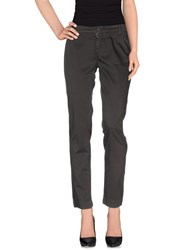 Liviana Conti Trousers Casual Trousers Women Steel Grey