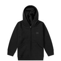 Acne Studios Mini Ferris Zip Hoody Black