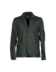 Museum Suits And Jackets Blazers Men Dark Green