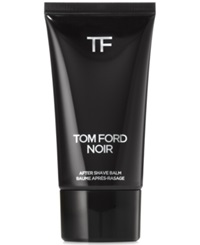 Tom Ford Noir After Shave Balm 2.6 Oz No Color