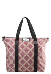 Day Birger Et Mikkelsen Gweneth Tote Bag Wild Ginger Mottled Bordeaux