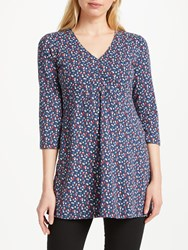 Seasalt Lemon Tunic Dress Pollen Spot Night