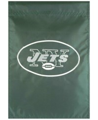 Party Animal New York Jets Garden Flag Team Color