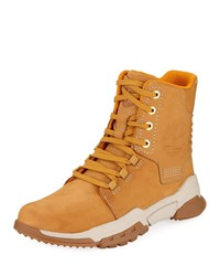 Timberland City Force Reveal Leather Boots Beige