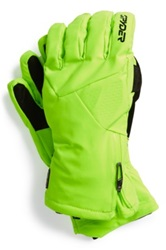 Spyder 'Sestriere' Gore Tex R Waterproof Primaloft R Insulated Ski Gloves Green